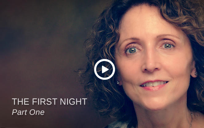 The First Night: Video Excerpt from You Are Not Alone by Debbie Augenthaler