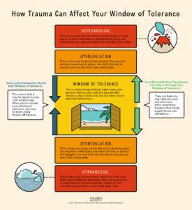 window of tolerance dan seigal