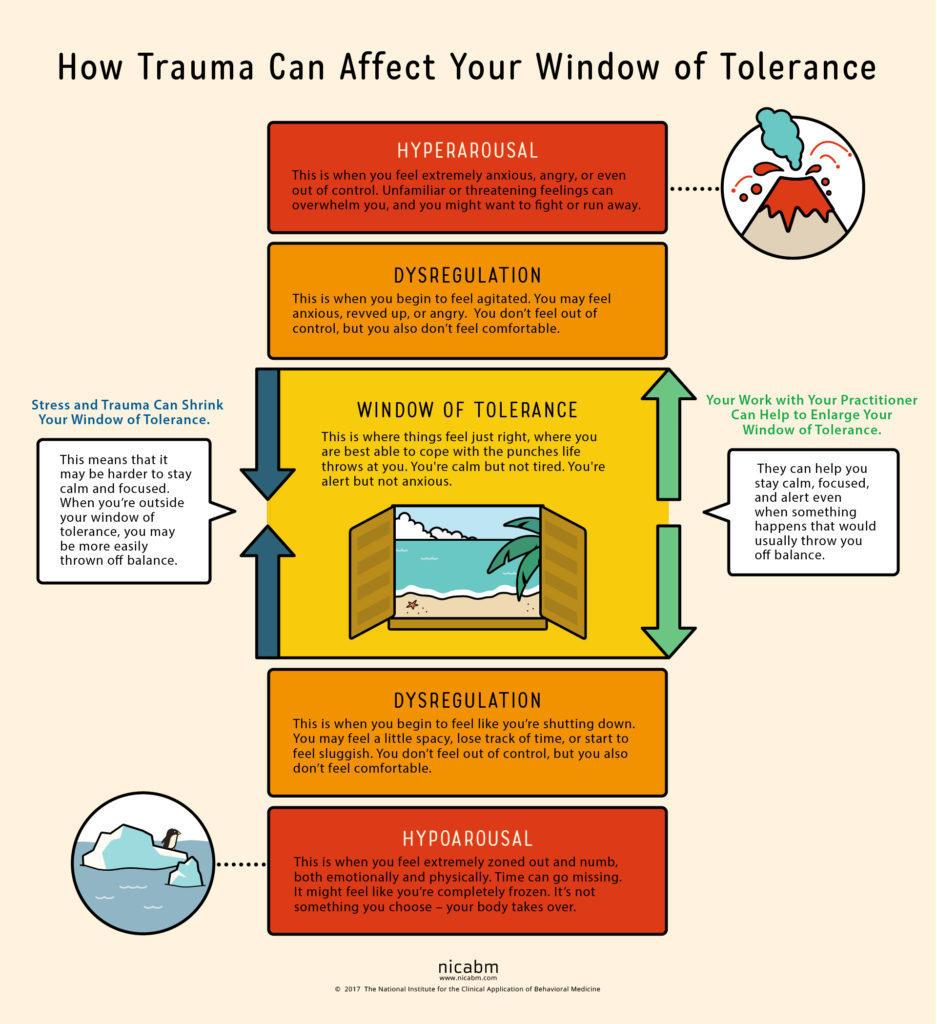 window of tolerance dan siegel